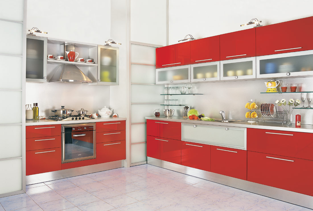 Modern kitchen designs 2015 - Mutfak Dolab Modelleri 2015