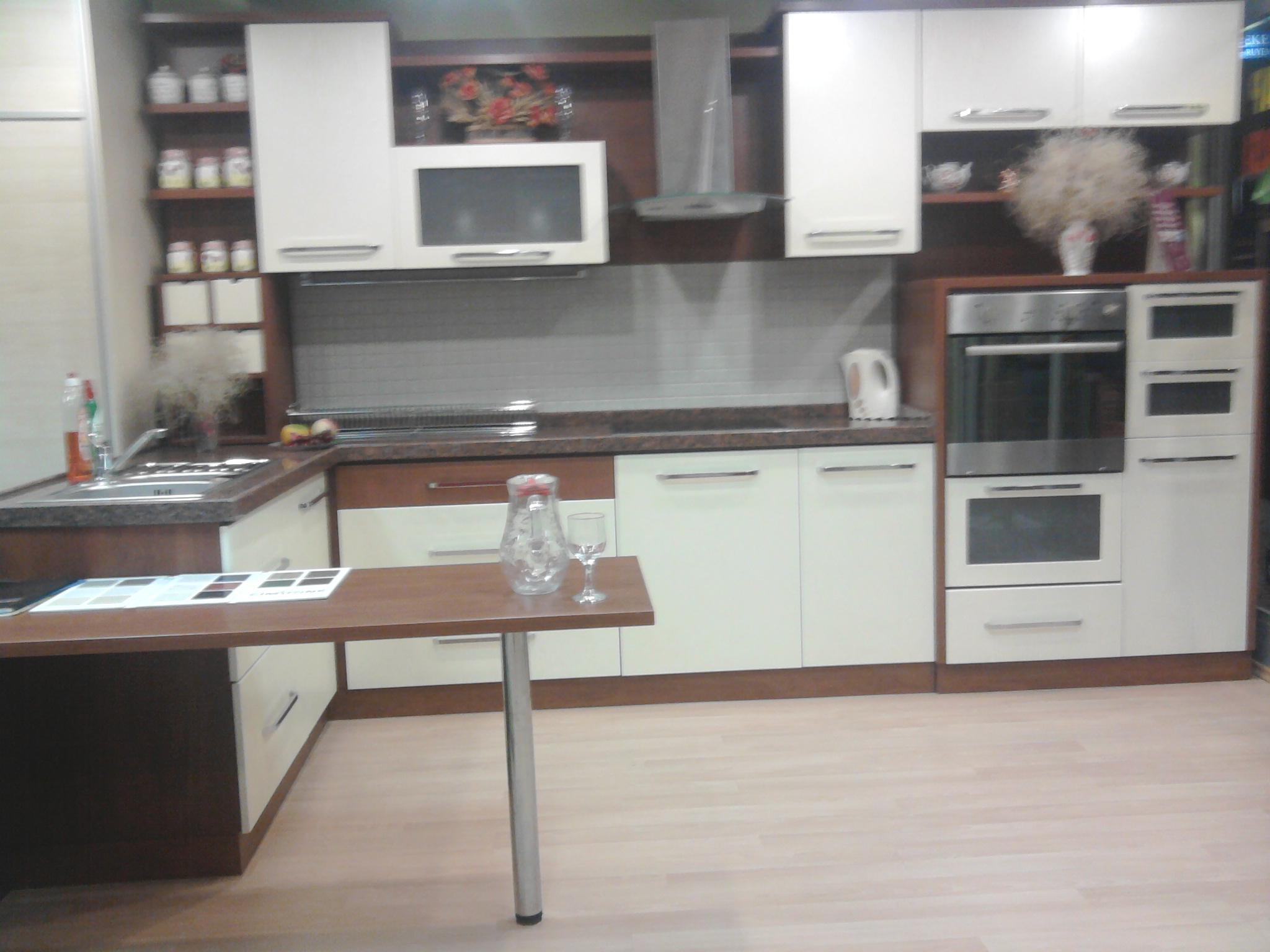 Mutfak Dolaplar� Modelleri 2012