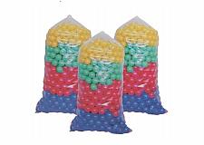 havuz topları çap:9 (500 lü)