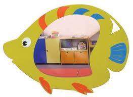 balık ayna 140*105 cm