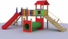 tırmanmalı oyun parkı