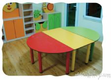 Oval Masa Grubu( 3 parça)