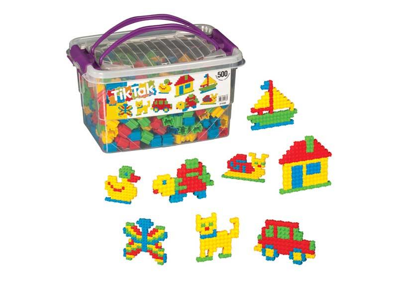 Tic Tac  Bloklar -500 parça
