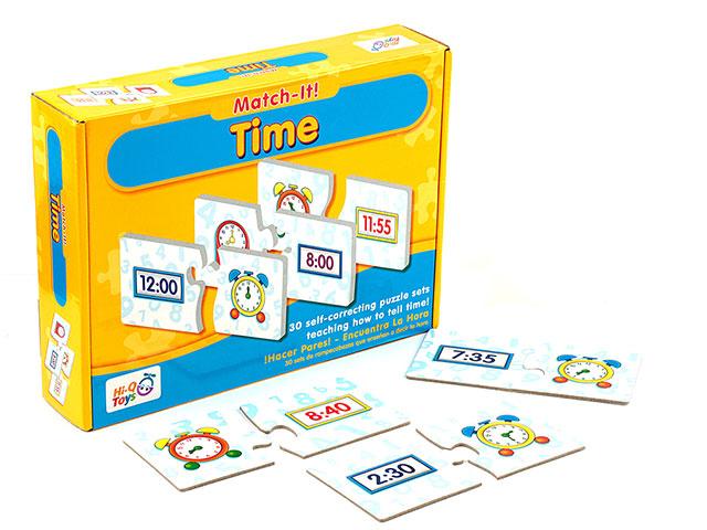 Saat kaç puzzle