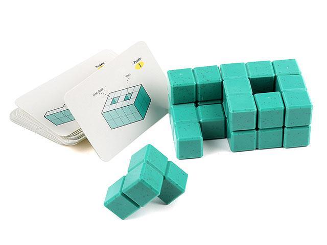 3 Boyutlu Blok