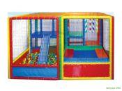 soft play kaydıraklı oyun parkı
