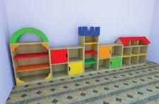 Kale Ana Sınıfı Dolap Sistemi