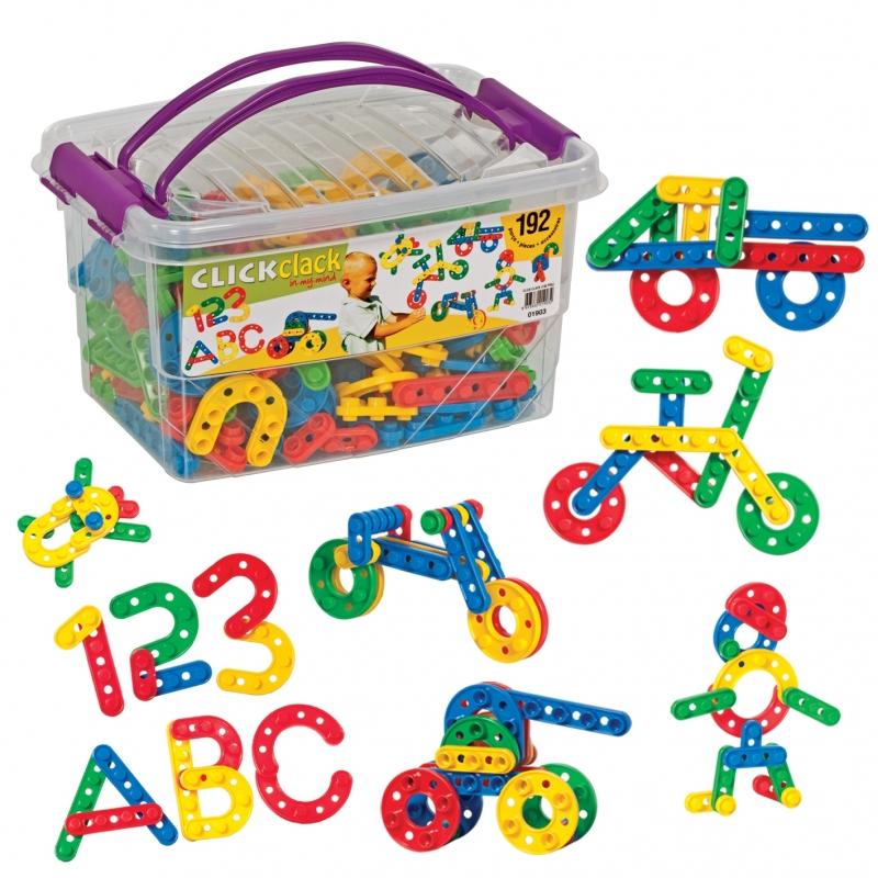 click clack box lego 120 parça