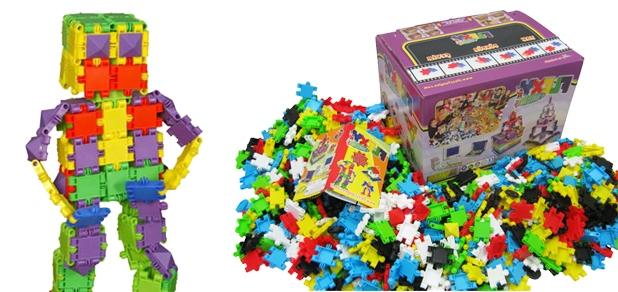 Flexy lego - 500 parça