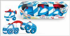 Üçlü Polis Arabası