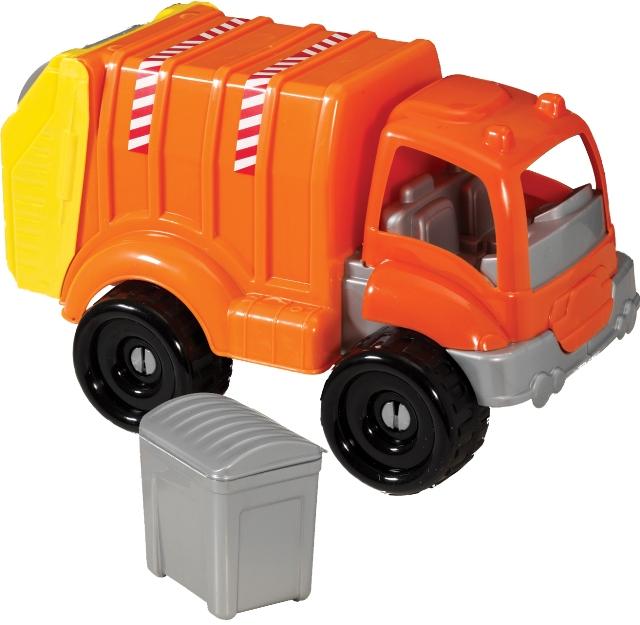 Büyük çöp kamyonu 47 cm