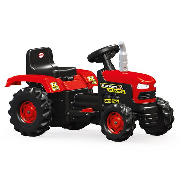 süper traktor  akülü