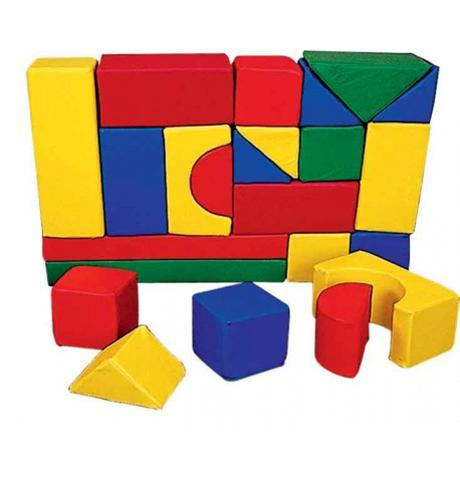 Sünger Blok 18 parça