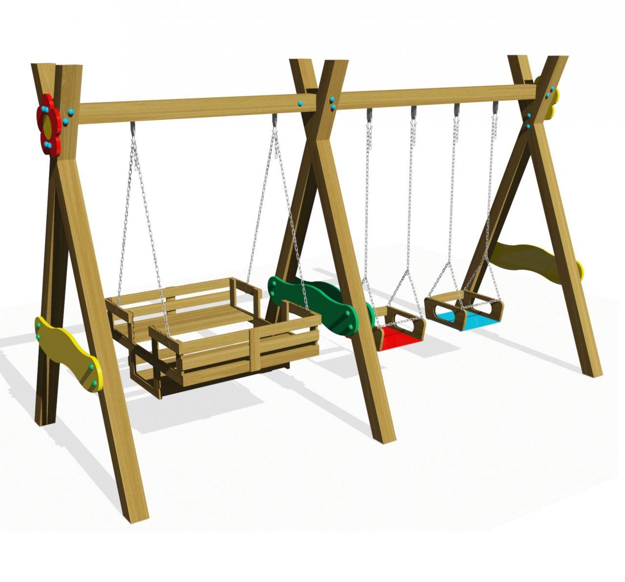 Gondol ve Salıncak set