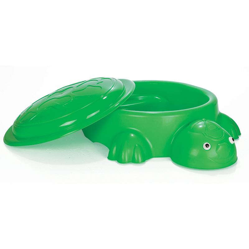kurbağa kum havuzu